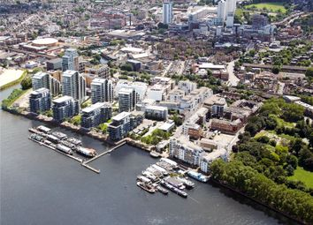 Thumbnail 3 bed flat for sale in Riverside Quarter, Wandsworth, London