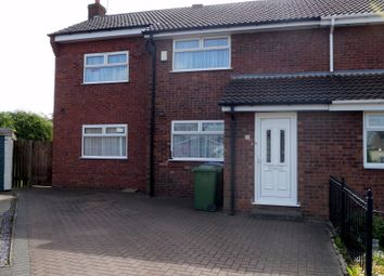 Thumbnail 4 bed semi-detached house for sale in Duncombe Court, Hedon, Hull