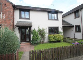 Thumbnail 2 bedroom semi-detached house to rent in Powleys Garth, Langwathby, Penrith
