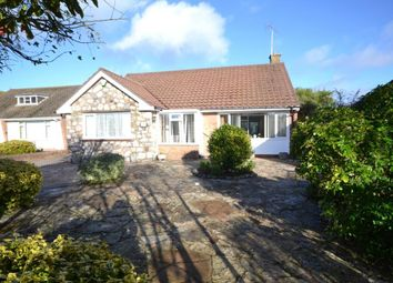 Thumbnail 2 bed detached bungalow for sale in Meadow Close, Budleigh Salterton, Devon