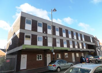 Thumbnail 1 bedroom flat to rent in Albert House, Upper High Street, Wednesbury