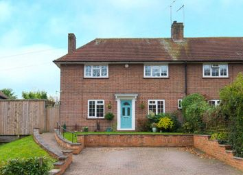 Thumbnail 4 bed semi-detached house for sale in Coram Close, Berkhamsted