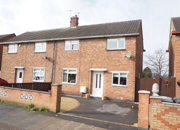 Thumbnail 3 bed semi-detached house for sale in Trinity Road, Newark