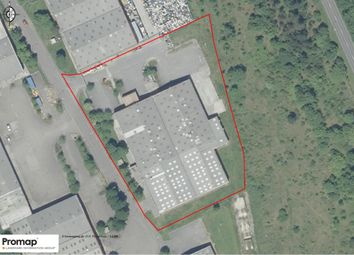 Thumbnail Industrial for sale in Heads Of The Valley Industrial Estate, Rhymney, Tredegar