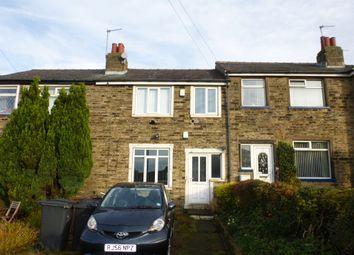 Thumbnail 3 bed terraced house for sale in Tyersal Avenue, Tyersal, Bradford