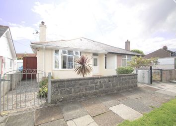 Thumbnail 2 bed semi-detached bungalow for sale in Bowden Park Road, Plymouth