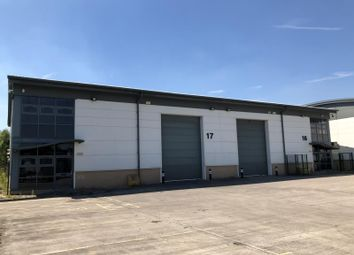 Thumbnail Industrial to let in Unit 16 & 17, Evolution, Lymedale Business Park, Newcastle-Under-Lyme