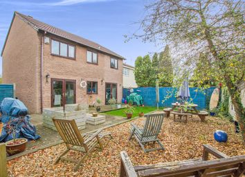 Thumbnail 4 bedroom detached house for sale in Oxbarton, Stoke Gifford, Bristol
