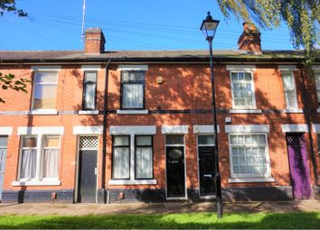 Thumbnail 2 bed terraced house for sale in Camp Street, Derby
