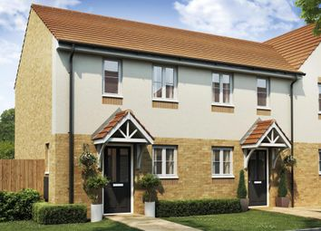 """Thumbnail 2 bed terraced house for sale in """"The Beckford - Plot 151"""" at West Avenue, Kidsgrove, Stoke-On-Trent"""