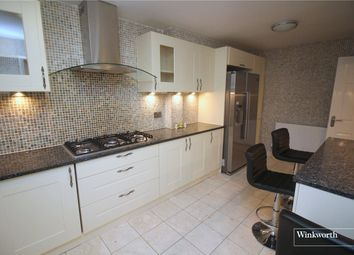 Thumbnail 4 bed detached house to rent in Stanborough Avenue, Borehamwood, Hertfordshire