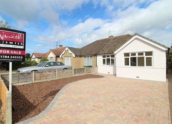 Thumbnail 3 bed semi-detached bungalow for sale in Kingston Road, Ashford