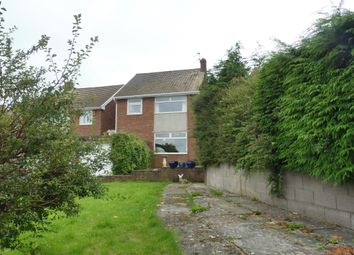 Thumbnail 3 bedroom semi-detached house for sale in Pant Y Celyn Road, Llandough, Penarth