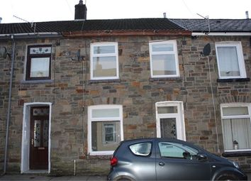 Thumbnail 2 bed terraced house to rent in Lake Street, Ferndale, Rct.