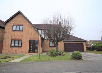 Thumbnail 4 bed detached house for sale in Farnborough Drive, Doncaster