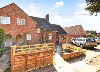 Thumbnail 4 bed semi-detached house for sale in Church Lane, Brightwell-Cum-Sotwell, Wallingford