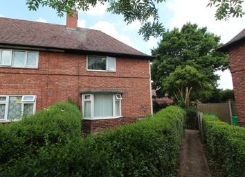3 bed end terrace house for sale in Sherborne Road, Aspley, Nottingham NG8