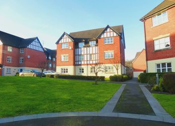 Thumbnail 2 bed flat for sale in Freshwater View, Northwich