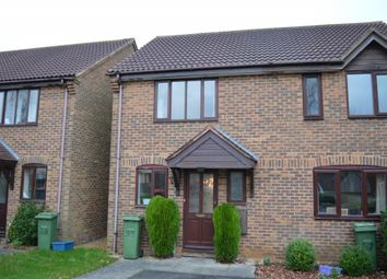 Thumbnail 2 bed semi-detached house to rent in Sorrell Drive, Newport Pagnell