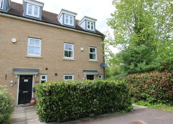 4 bed end terrace house for sale in Bourneys Manor Close, Willingham, Cambridge CB24