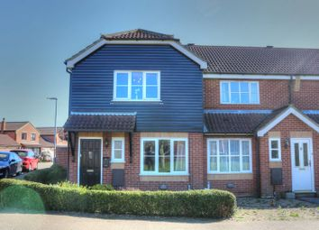 Thumbnail 2 bed end terrace house for sale in Ethel Tipple Drive, Norwich