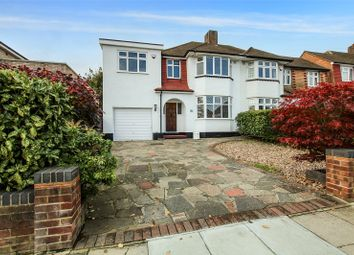 4 bed semi-detached house for sale in Rennets Wood Road, London SE9