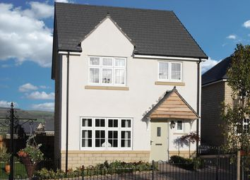 Thumbnail 4 bed detached house for sale in Manor Fields, Thornhill Road, Keighley, West Yorkshire