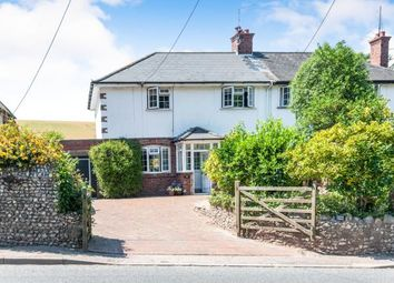 Thumbnail 4 bed semi-detached house for sale in East Budleigh, Budleigh Salterton, Devon