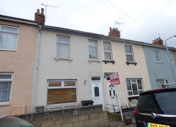 Thumbnail 2 bedroom terraced house for sale in Hughes Street, Swindon, Wiltshire