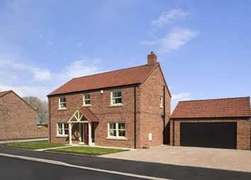 Thumbnail 4 bed detached house for sale in Plot 21 Farefield Close, Dalton, Thirsk
