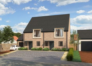 Thumbnail 3 bed semi-detached house for sale in Cross Farm, Wedmore