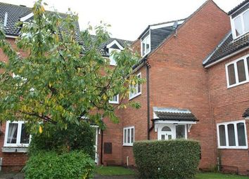 Thumbnail 3 bed terraced house to rent in Ferrars Court, Huntingdon