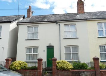 Thumbnail 3 bed semi-detached house to rent in North Road, Brecon