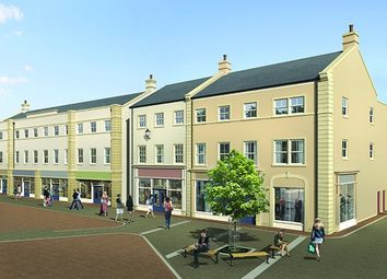 Thumbnail 1 bed flat for sale in 5 Pipe House, New Squares Development, Penrith, Cumbria