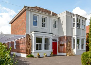 Thumbnail 5 bed detached house for sale in Southleigh Road, Denvilles, Havant