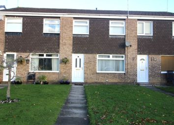 Thumbnail 3 bedroom terraced house to rent in Clifton Court, Newcastle Upon Tyne