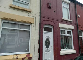 Thumbnail 2 bed terraced house for sale in Grantham Street, Liverpool
