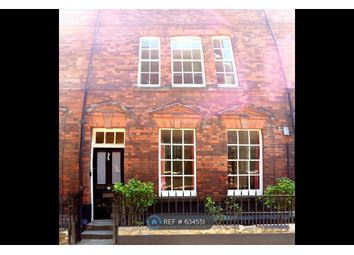 Thumbnail 4 bed terraced house to rent in Queen Street, King's Lynn