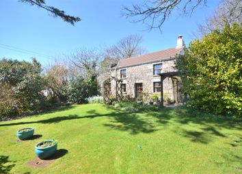 Thumbnail 4 bed detached house for sale in Seworgan, Constantine, Falmouth