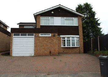 Thumbnail 4 bed detached house for sale in Manway Close, Handsworth Wood