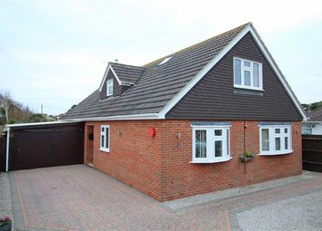 Thumbnail 5 bed bungalow for sale in Hengistbury Road, Barton On Sea, New Milton