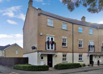Thumbnail 4 bedroom end terrace house for sale in Allington Circle, Kingsmead, Milton Keynes