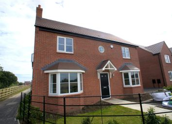 Thumbnail 4 bed detached house to rent in Marisco Close, Boulton Moor, Derby