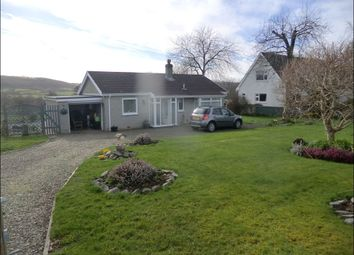 Thumbnail 2 bed detached bungalow to rent in Ciliau Aeron, Lampeter