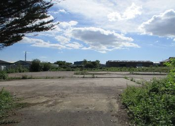 Thumbnail Light industrial to let in Secure 1.82 Acre Yard/Compound, East Street, Bridgend Industrial Estate