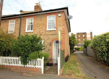 Thumbnail 2 bed end terrace house for sale in Browns Road, Surbiton