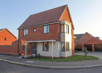 Thumbnail 3 bed detached house for sale in Arthur Black Way, Wootton