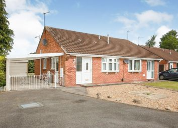 Thumbnail 2 bed bungalow for sale in Kelso Gardens, Wolverhampton, West Midlands