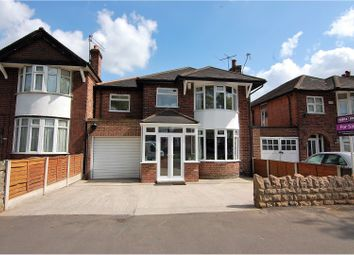 Thumbnail 4 bed detached house for sale in Western Boulevard, Nottingham