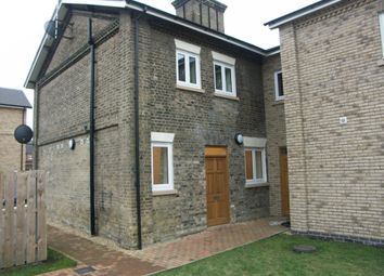 Thumbnail 1 bed flat to rent in 36 Abbeyfields, Peterborough